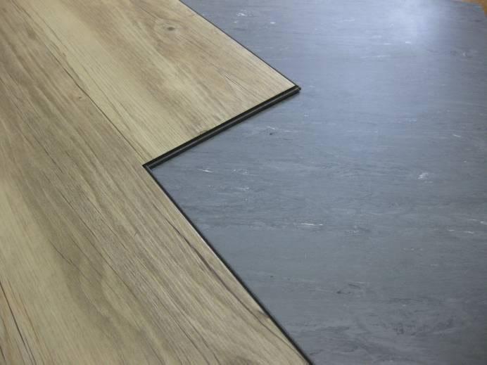Pavimento in vinile pvc modulare ad incastro verticale   creation ...