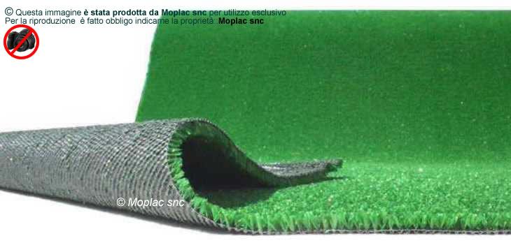 Erba sintetica - prato sintetico verde, blu, rossa, nera e bianca ...