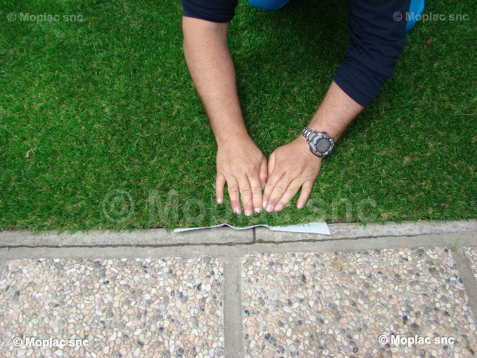 Awesome posa erba sintetica su terrazzo photos home - Erba vera sul terrazzo ...